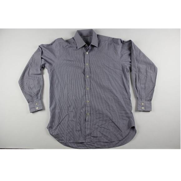 239c43de Charles Tyrwhitt Shirts | Vintage Lsleeve Dress Shirt Blue | Poshmark